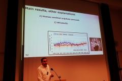 Frank Lansner viser at temperaturen ikke har ændret sig på stationer beskyttet mod havvind