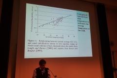 Peter Ridd viser at koraller vokser bedre jo varmere det er