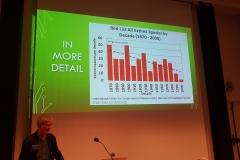 Morten Jødal om at extinktionsraten falder og at vi ikke har nogen 6. masseuddøen