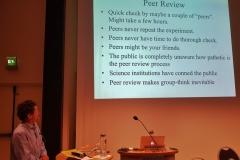 Peer-Review er brudt sammen i følge Peter Ridd