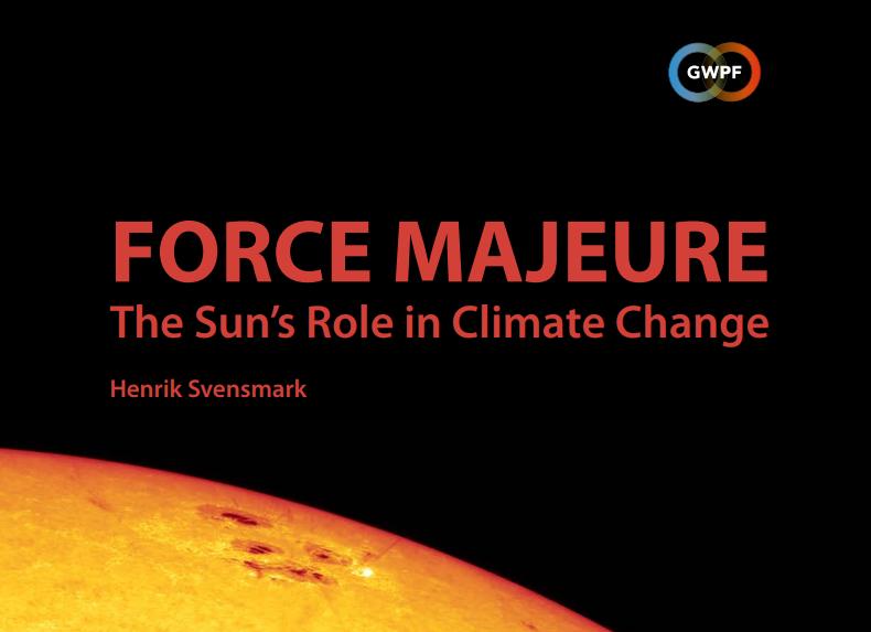 Force Majeure - Solens rolle for klimaændringer