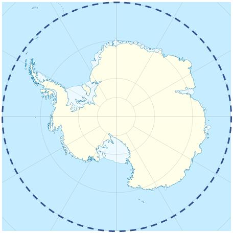 Toneangivende Temperaturmålinger på Antarktis