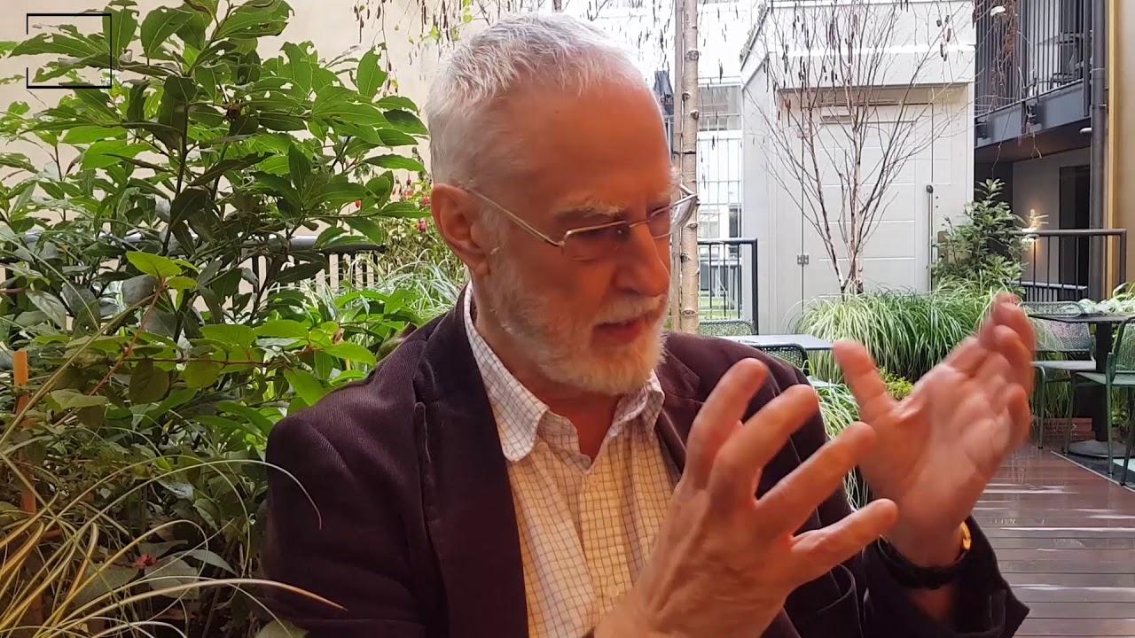Kirkegaards Corner interviewer Klimarealisme