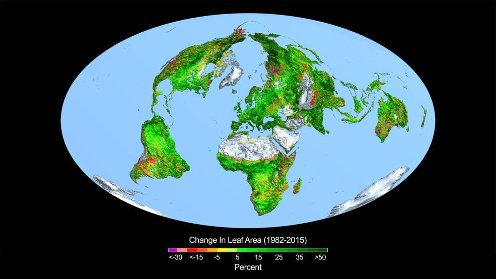 Om Radio Voice og den grønne jord