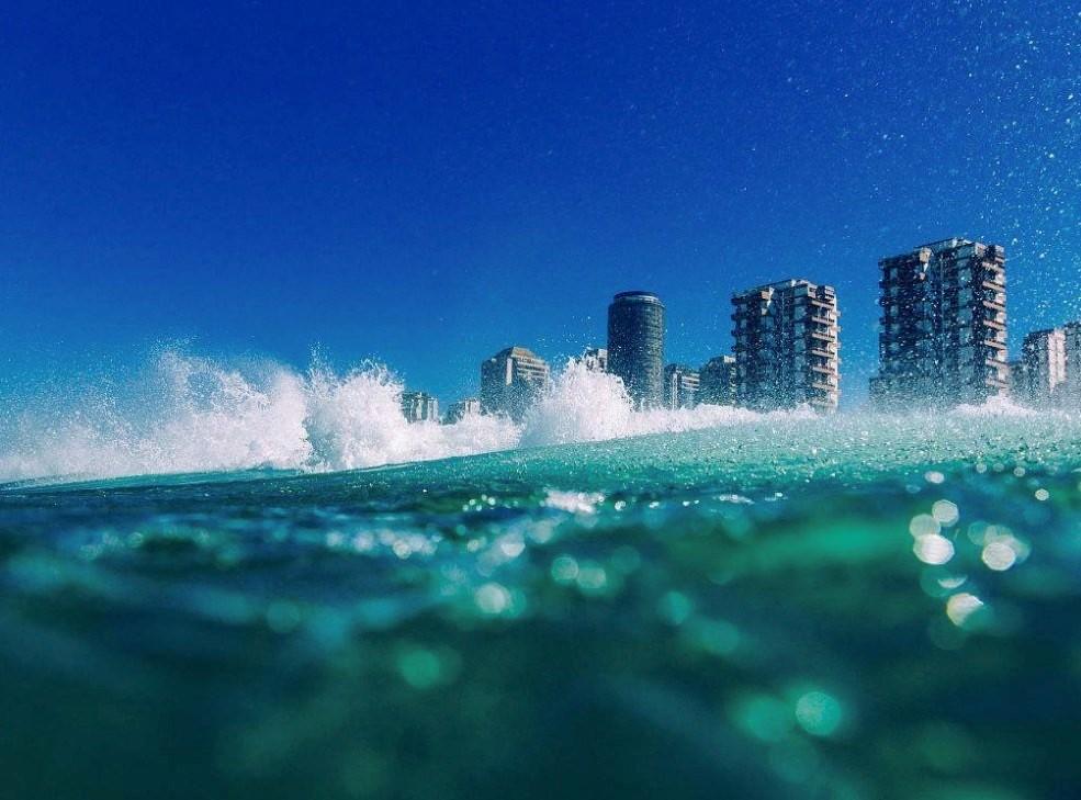 Havet stiger ikke hurtigere