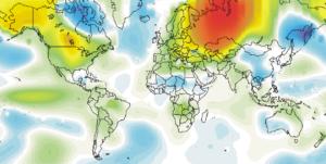 Fremtidens temperatur