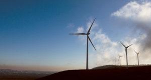 Udbygning af vindkraft