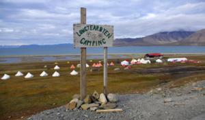 Isbjørnen på Svalbard