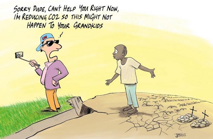 Klimaforandringerne
