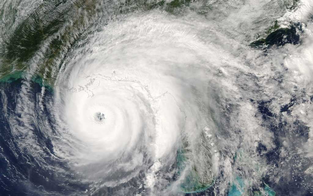 Orkaner i 2020