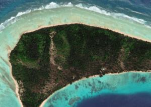 Oversvømmede øer