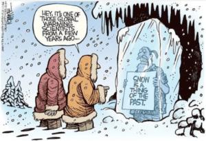 Middelalderlig varme?