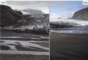 Islands gletsjere