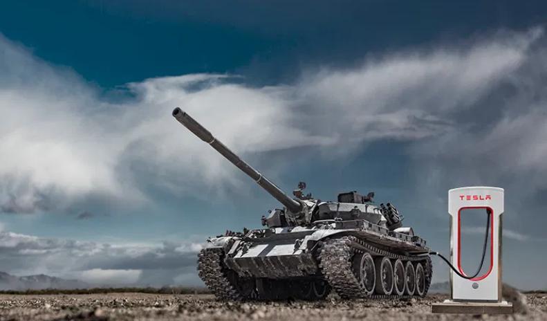 Klimavenligt militær