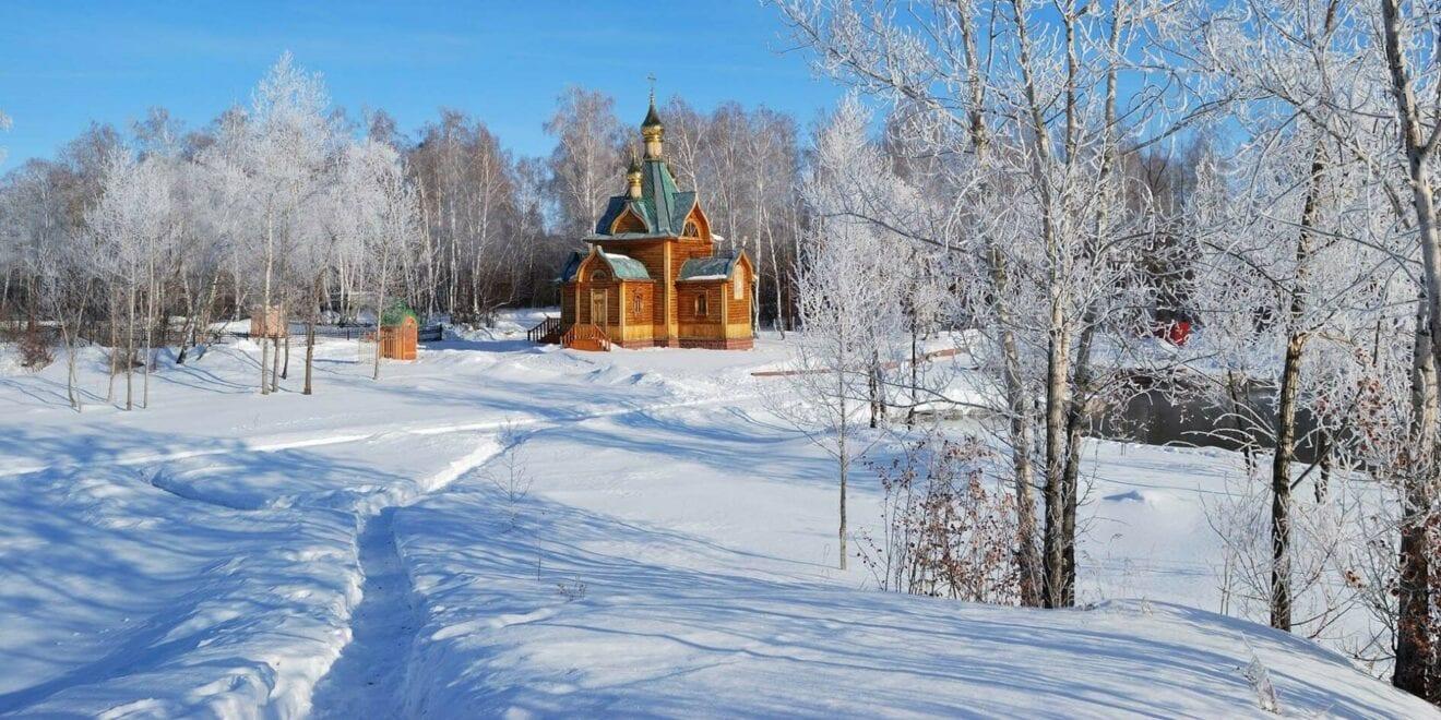 Kold nordlig halvkugle