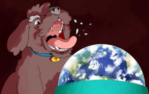 Kæledyr og kuldioxid